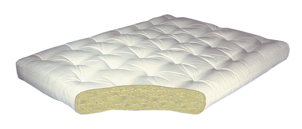 All Cotton 6 Inch Futon Mattress